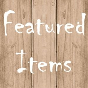Other - Featured Items